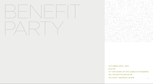 Benefit Party1