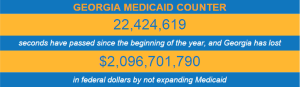 Medicaid Counter
